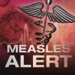 Measles Alert Image
