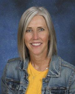 Principal Andrea Sperry
